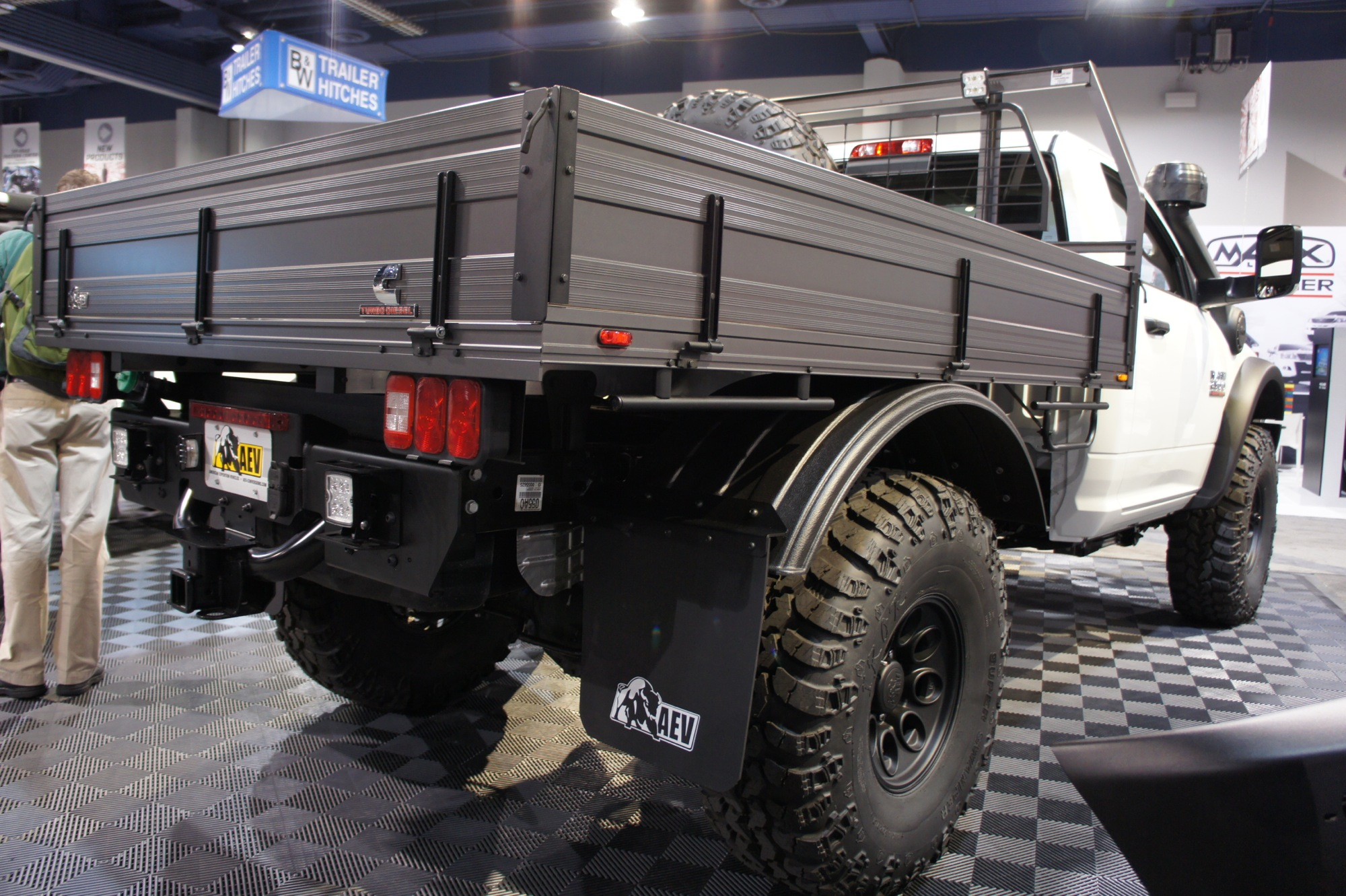 Show Stopper: AEV Releases Aussie Inspired Ram 2500 – Expedition Portal