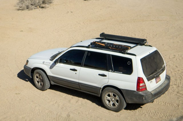 A Budget Overlander Forester Part Iii Kitting It Out