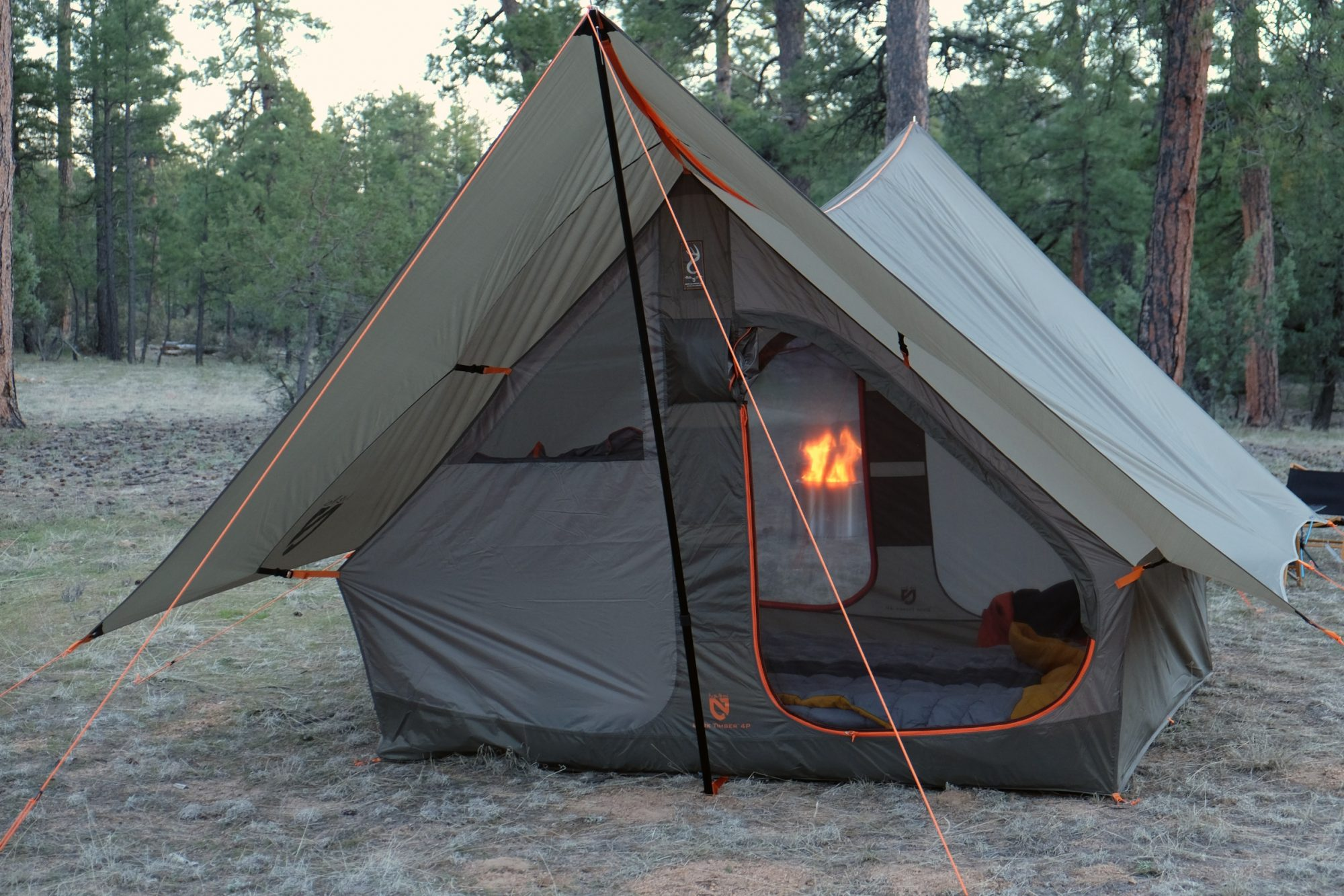 ... thus adding to the convenience of the tent. This is a weighty consideration if like many your nights include sorties into the woods when nature calls. & Head to Head: Roof Top or Ground Tent u2013 Expedition Portal