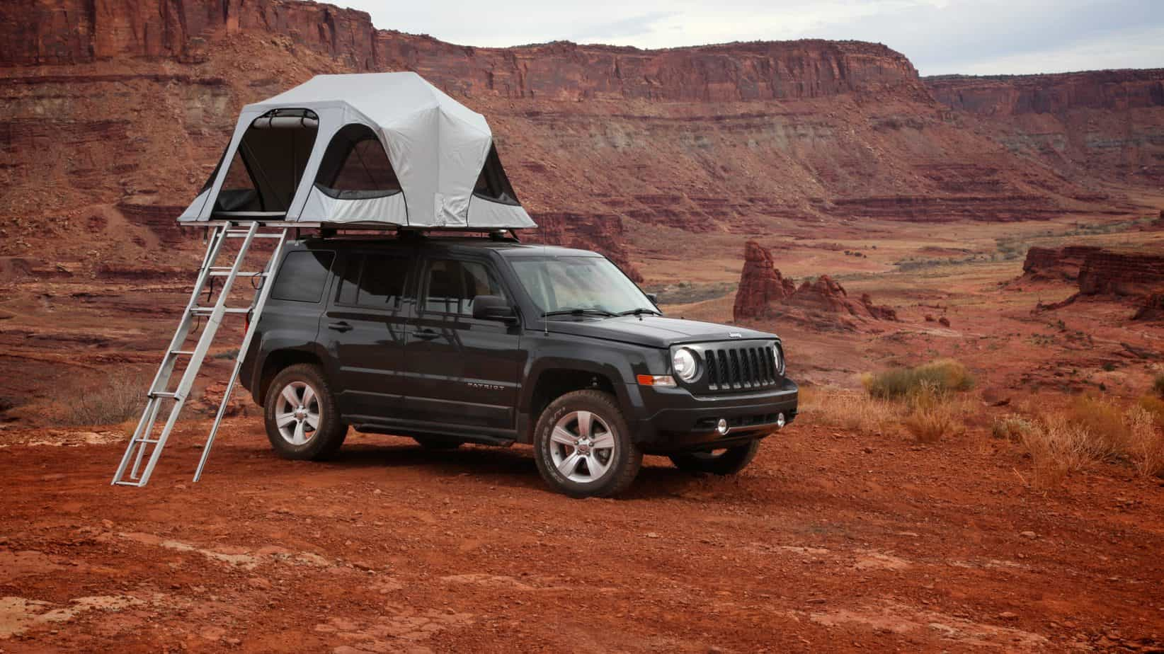 Four Wheel Drive Gear Uncategorized & First Impressions: James Baroud Horizon Vision Roof Top Tent ...