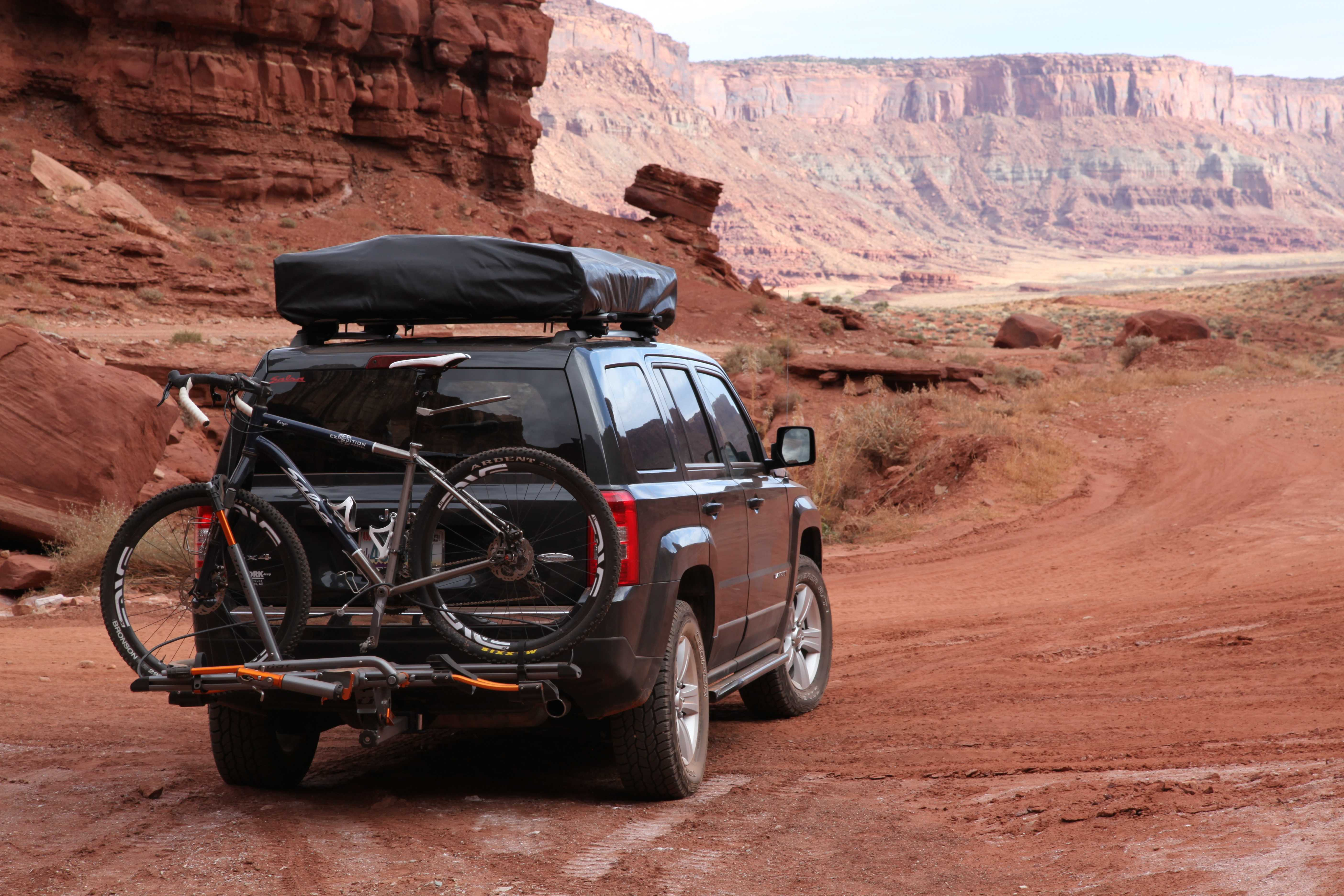 The Little Overlander Expedition Portalu0027s Jeep Patriot & Field Tested: James Baroud Horizon Vision (part 2) u2013 Expedition Portal