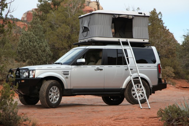 Hard earth is no place for the ground tent. & Head to Head: Roof Top or Ground Tent u2013 Expedition Portal