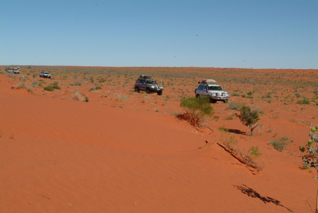 05-Cross country in Northern Simpson desert 2