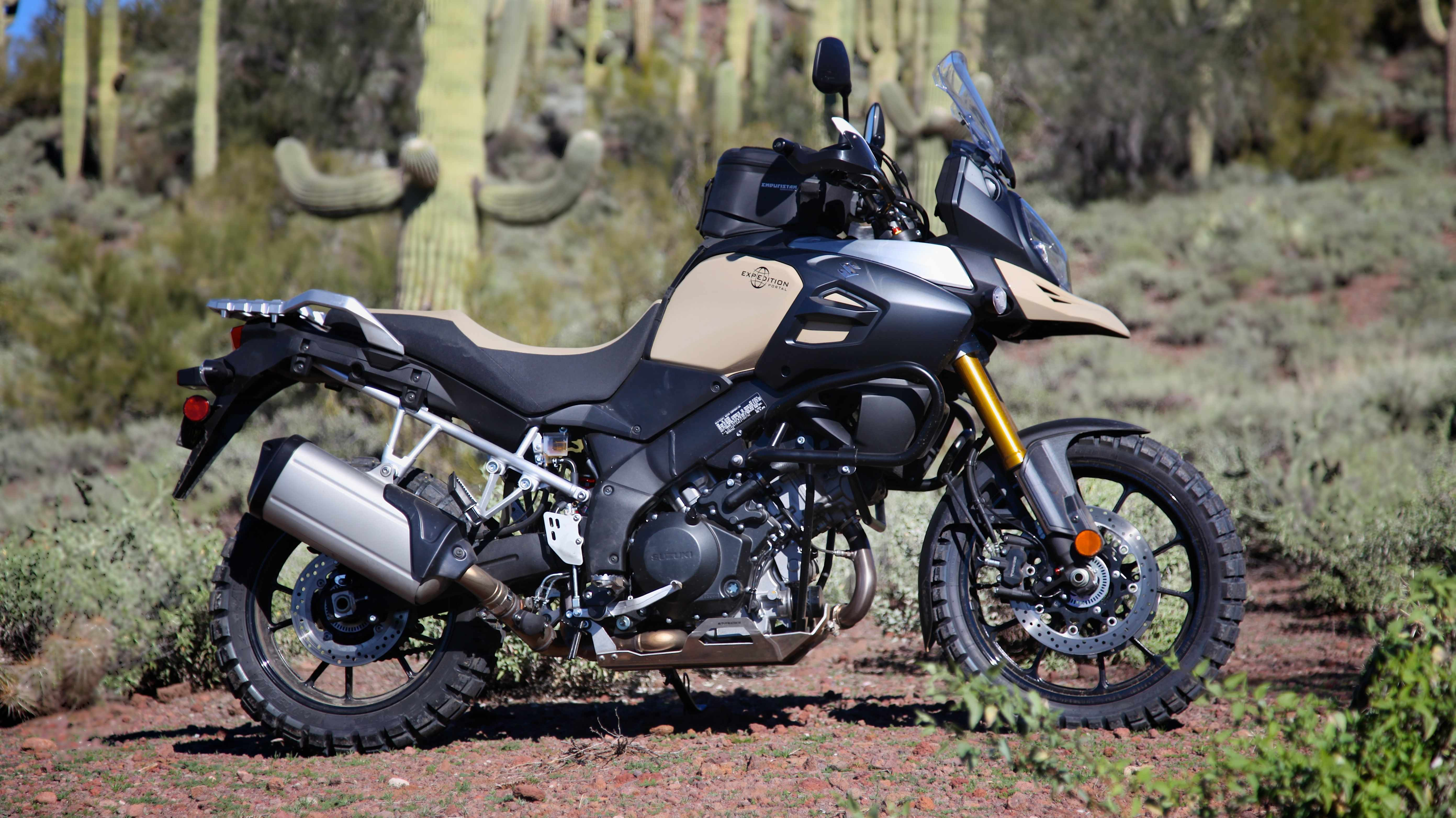 VStrom 1000: Modifications and Mid-Term Review ...