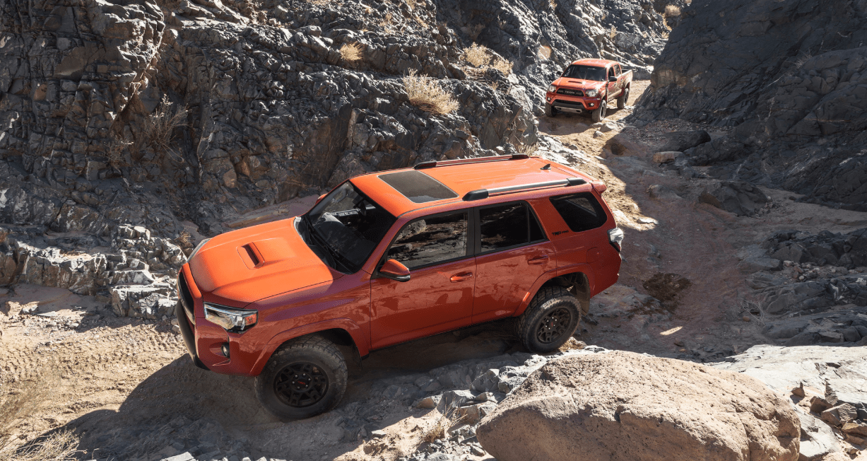 2015's Top Five Overland Vehicles for North America