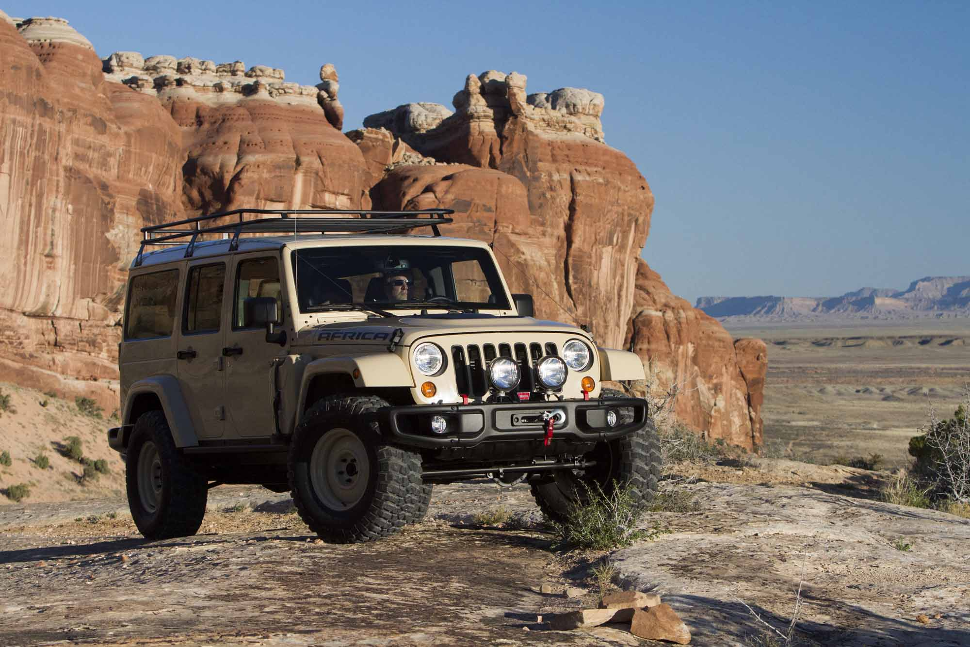 jeep presents this year s concept trucks at the easter jeep safari expedition portal. Black Bedroom Furniture Sets. Home Design Ideas