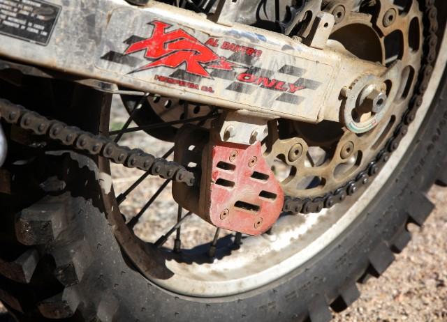 Long Term Review: Honda XR 650 – Expedition Portal
