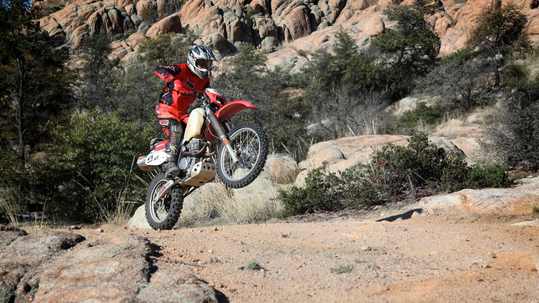 Long Term Review Honda Xr 650 Expedition Portal