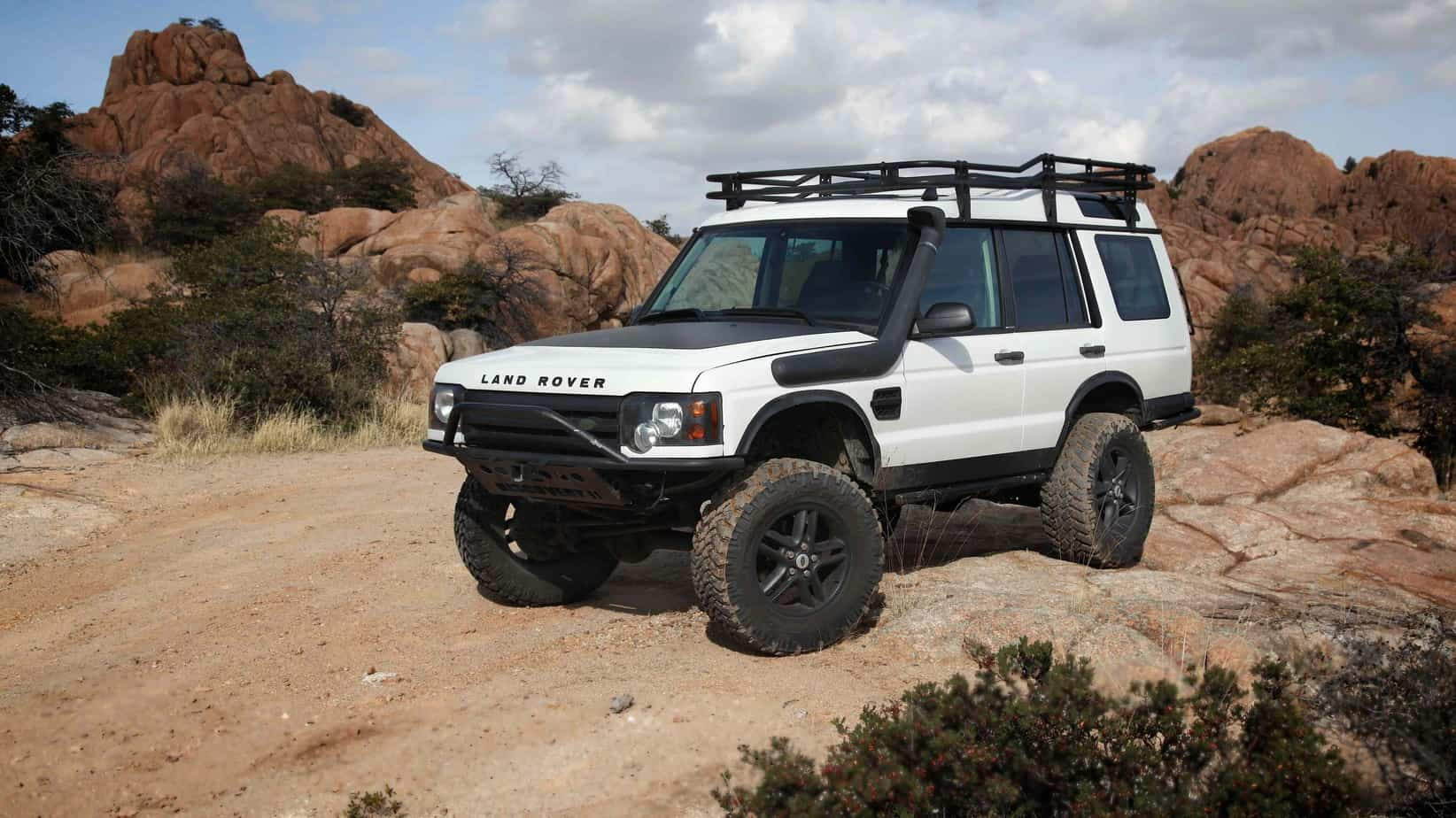Land Rover Discovery Camper >> Overland Rehab: Expedition Portal's 300TDI Disco II – Expedition Portal