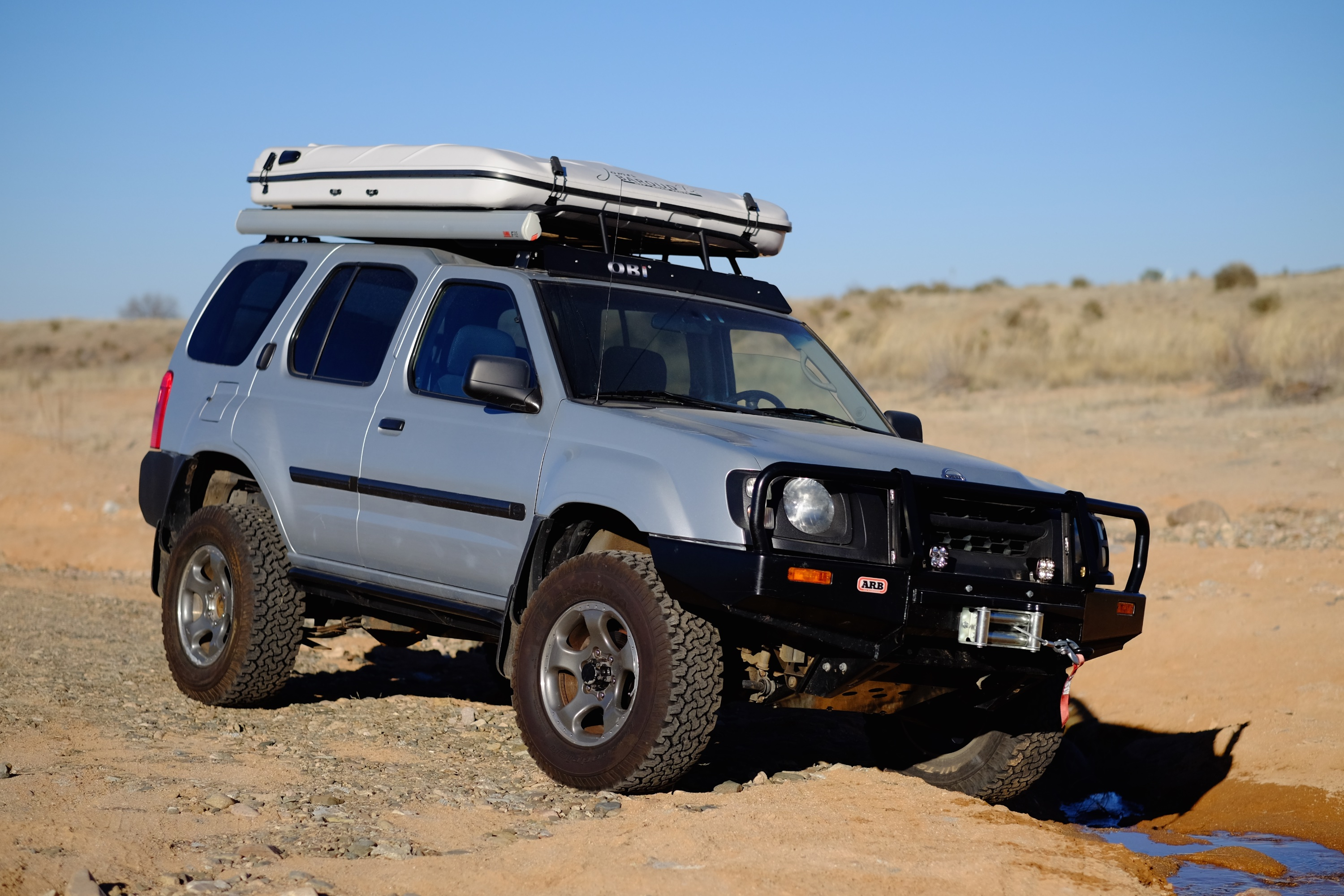 Featured vehicle 2003 nissan xterra expedition portal modifications vanachro Gallery