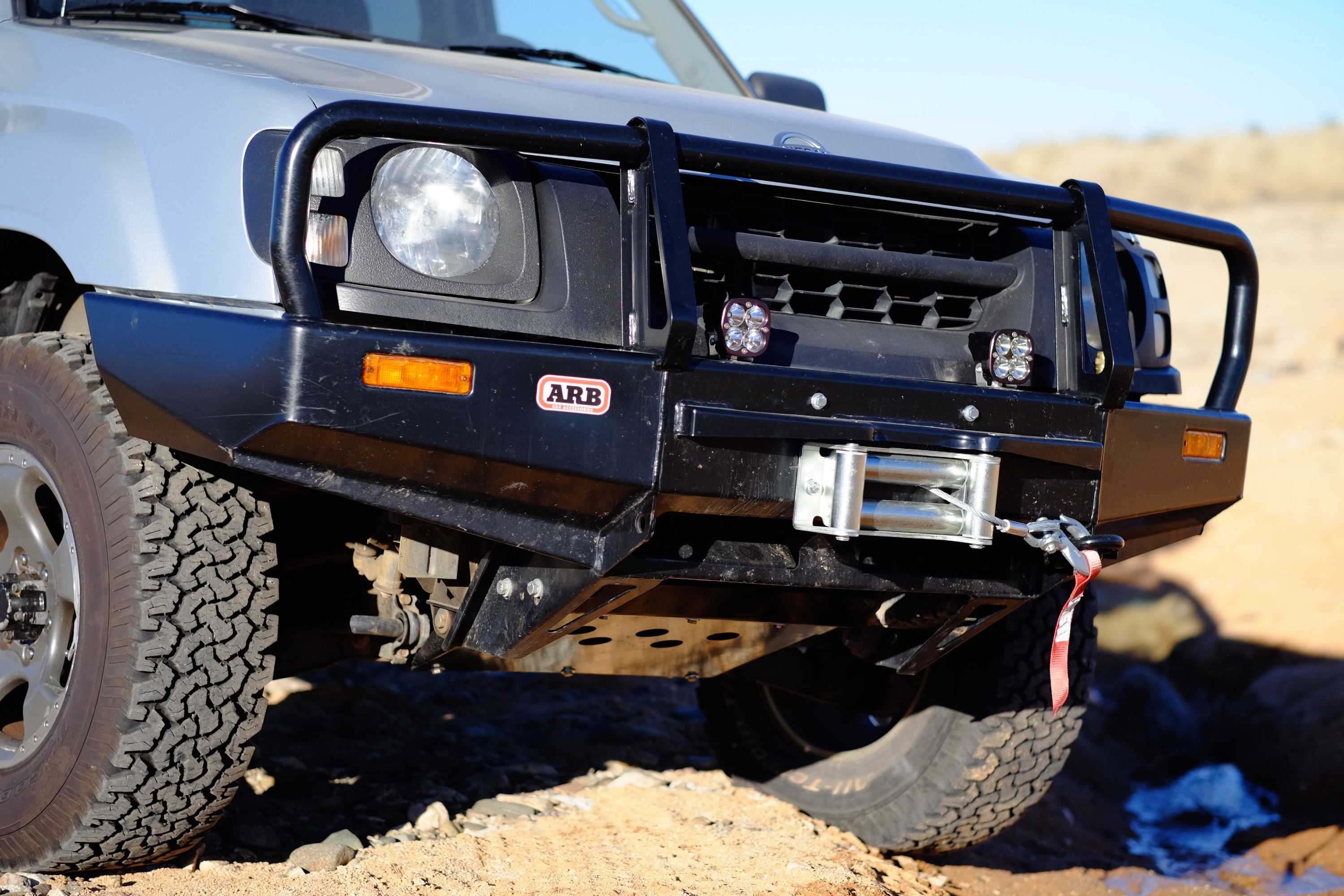 Featured vehicle 2003 nissan xterra expedition portal with guidance and work performed by the overland mavens at at overland in prescott this xterra is head and shoulders above any other weve seen vanachro Gallery