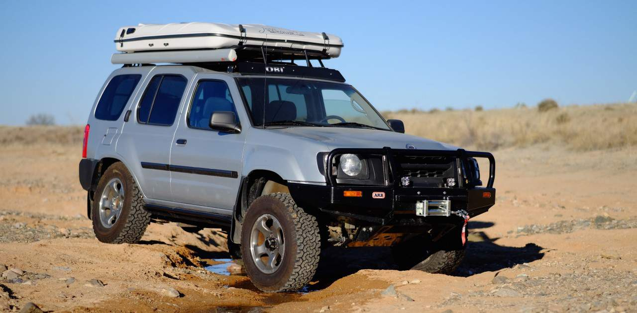 Featured Vehicle 2003 Nissan Xterra Expedition Portal