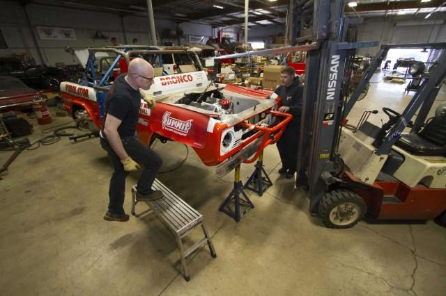 ORMHOF Bronco restoration 001