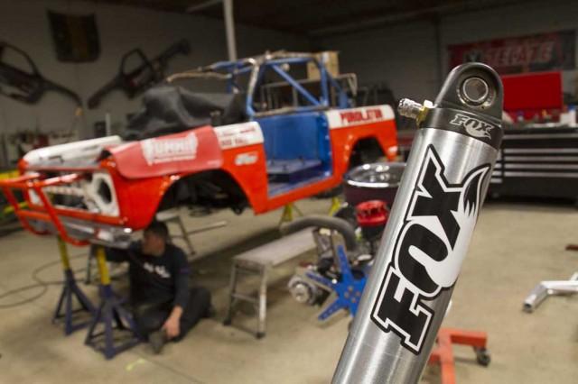 ORMHOF Bronco restoration 009