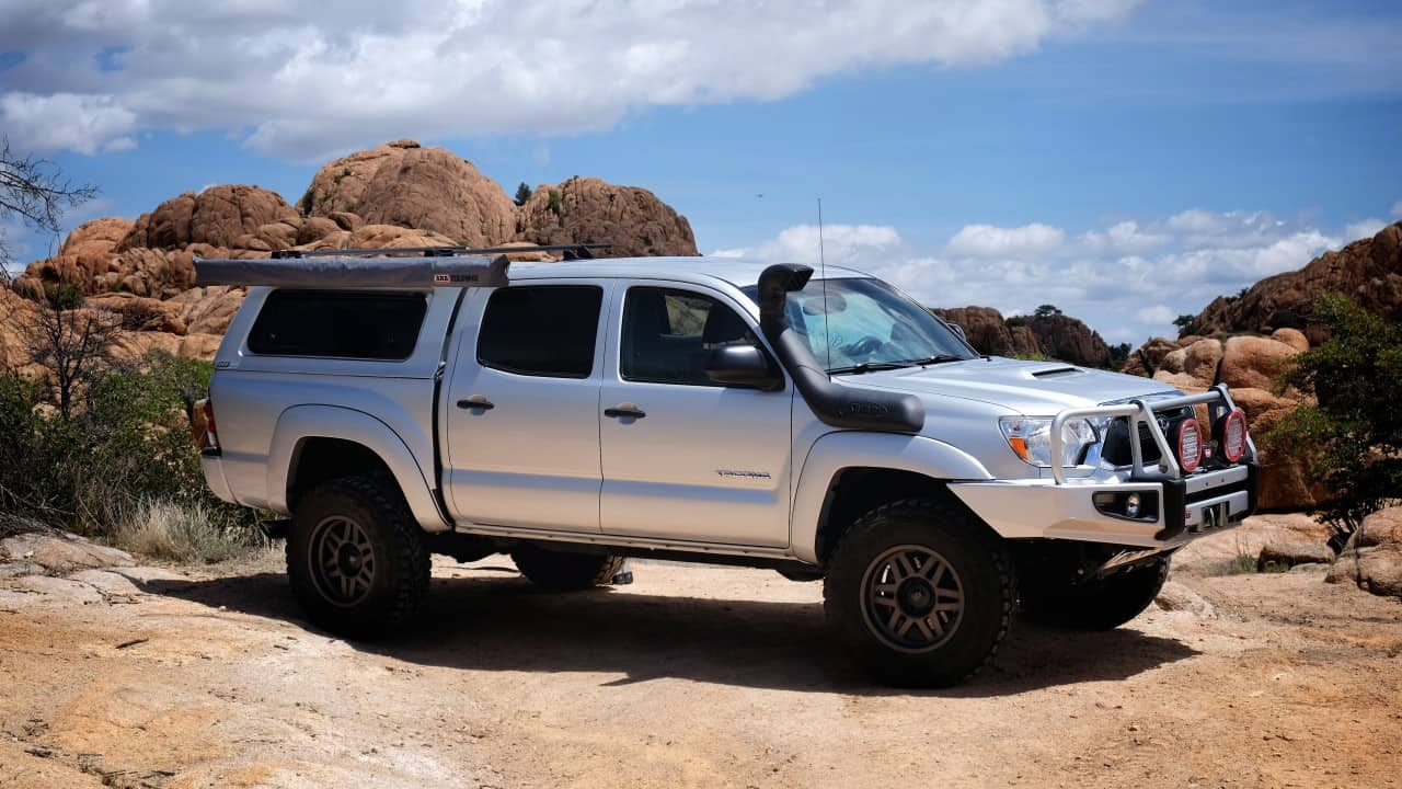 Featured Vehicle Arb S Toyota Tacoma Expedition Portal