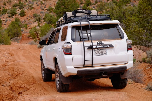 A Truck As A Tool Toyota Runner Trail Expedition Portal - 4runner truck