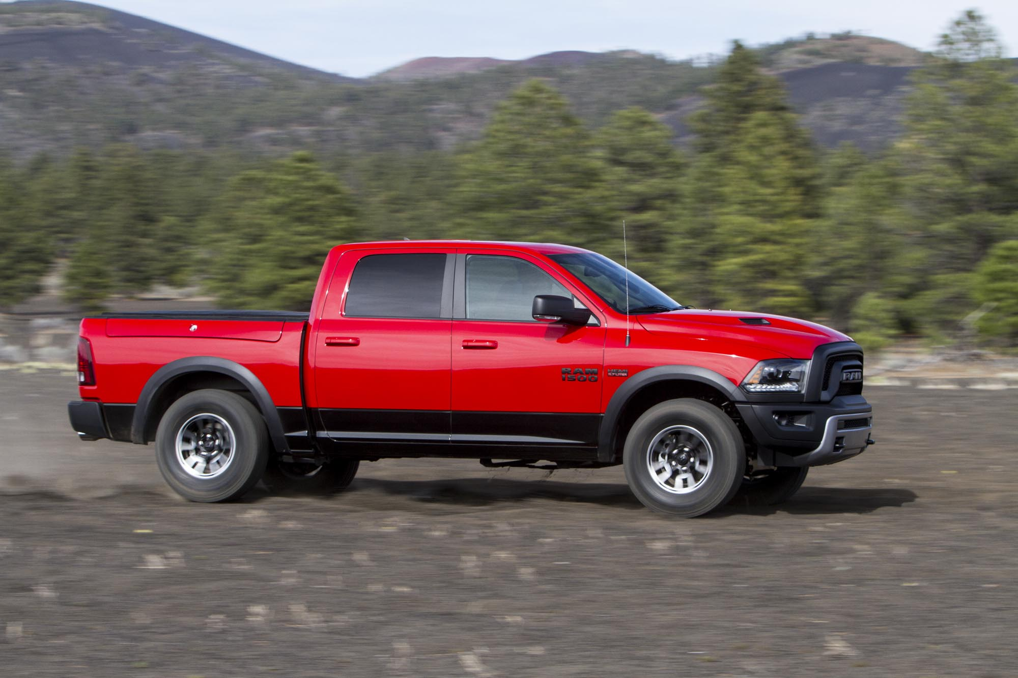 First Drive 2015 Ram Rebel Expedition Portal