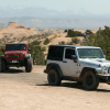 Jeep Wrangler, Then and Now
