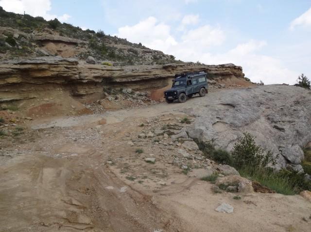 4-wheel-nomads offroad Pyrenees Spain II