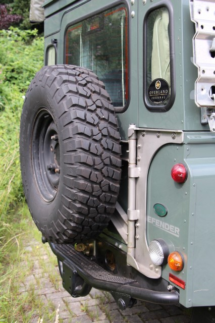 4-wheel-nomads spare wheel carrier