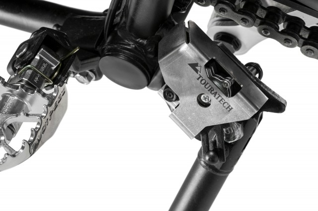 KLR Side Stand Switch Protector-X3