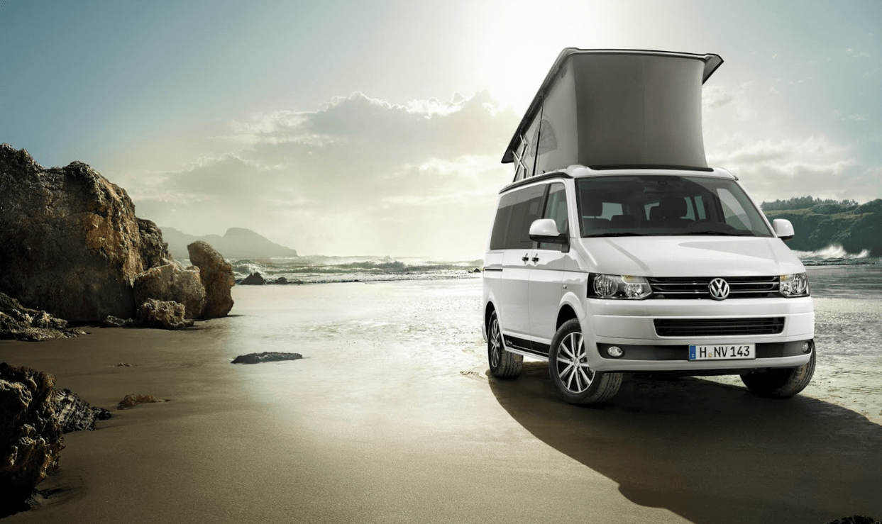 The All-New Volkswagen California - Expedition Portal