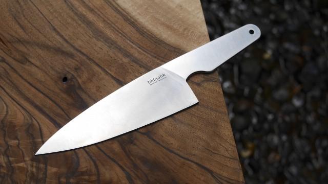 Tiktaalik Field Knife Chef 16x9