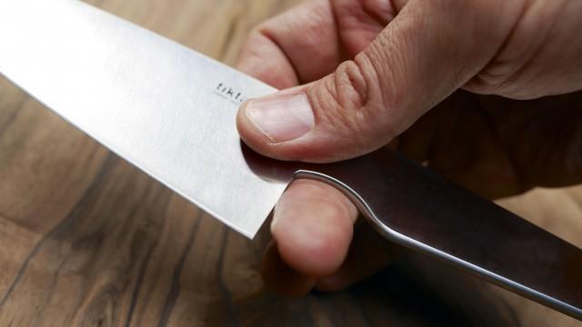 Tiktaalik Field Knife Grip 16x9