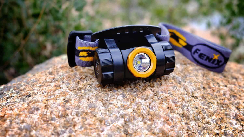 Field Tested: Fenix HL25 Headlamp