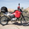 Project Husqvarna TE630 Adventure Motorcycle