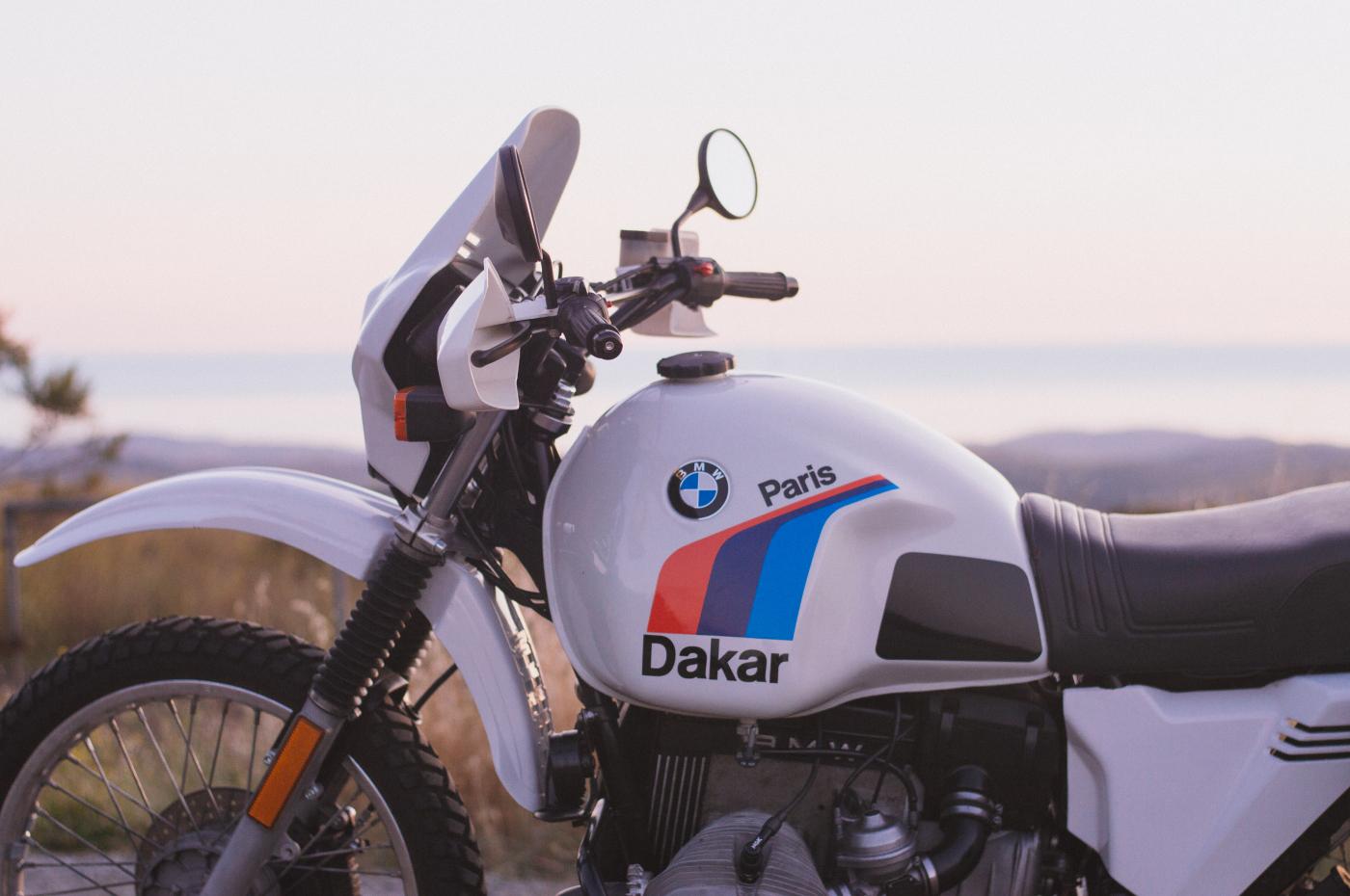 Restoring An Icon Bmw R80g S Paris Dakar Expedition Portal