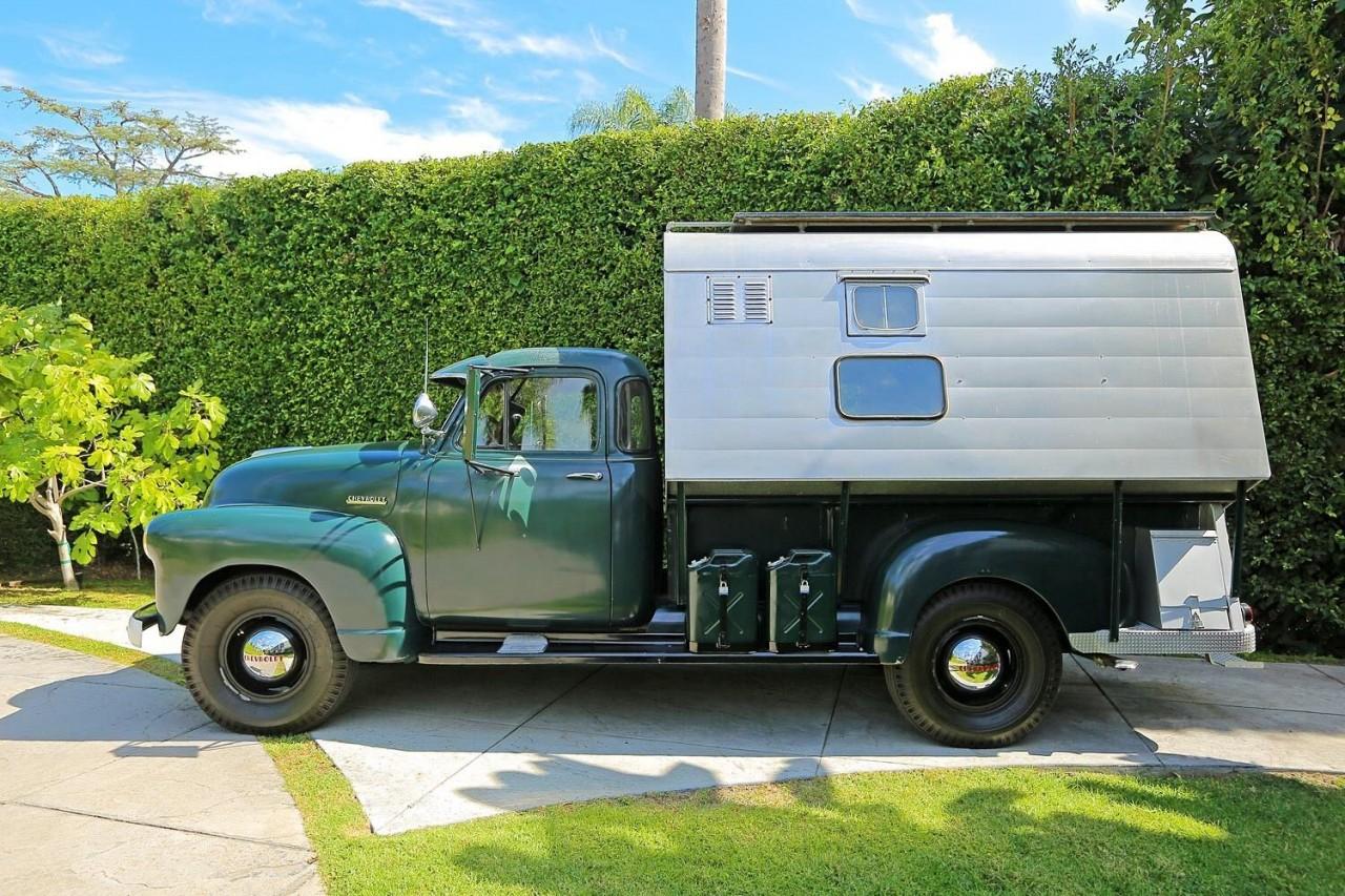 la aduana steve mcqueen s 1952 chevrolet pick up truck. Black Bedroom Furniture Sets. Home Design Ideas