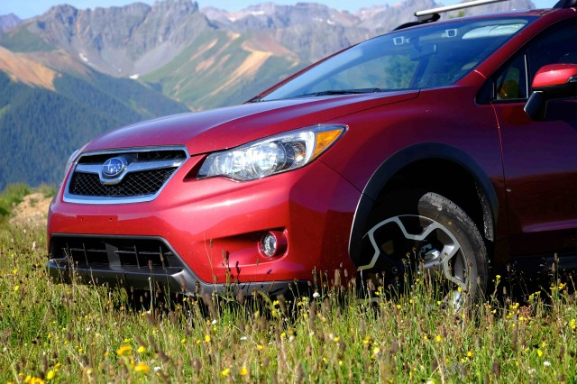 road and trail tested 2015 subaru xv crosstrek limited expedition portal. Black Bedroom Furniture Sets. Home Design Ideas