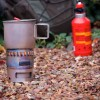 Field Tested: Appalachian Titanium Alcohol Stove
