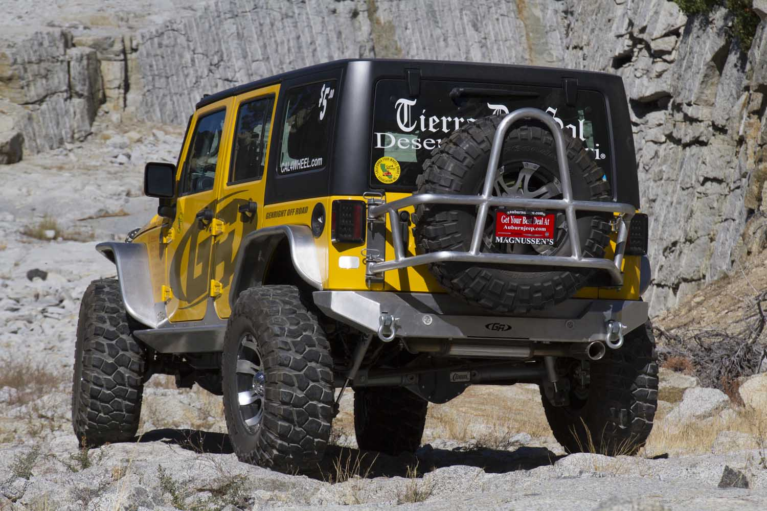 Win This Jeep Five Buck Jk Wrangler Expedition Portal