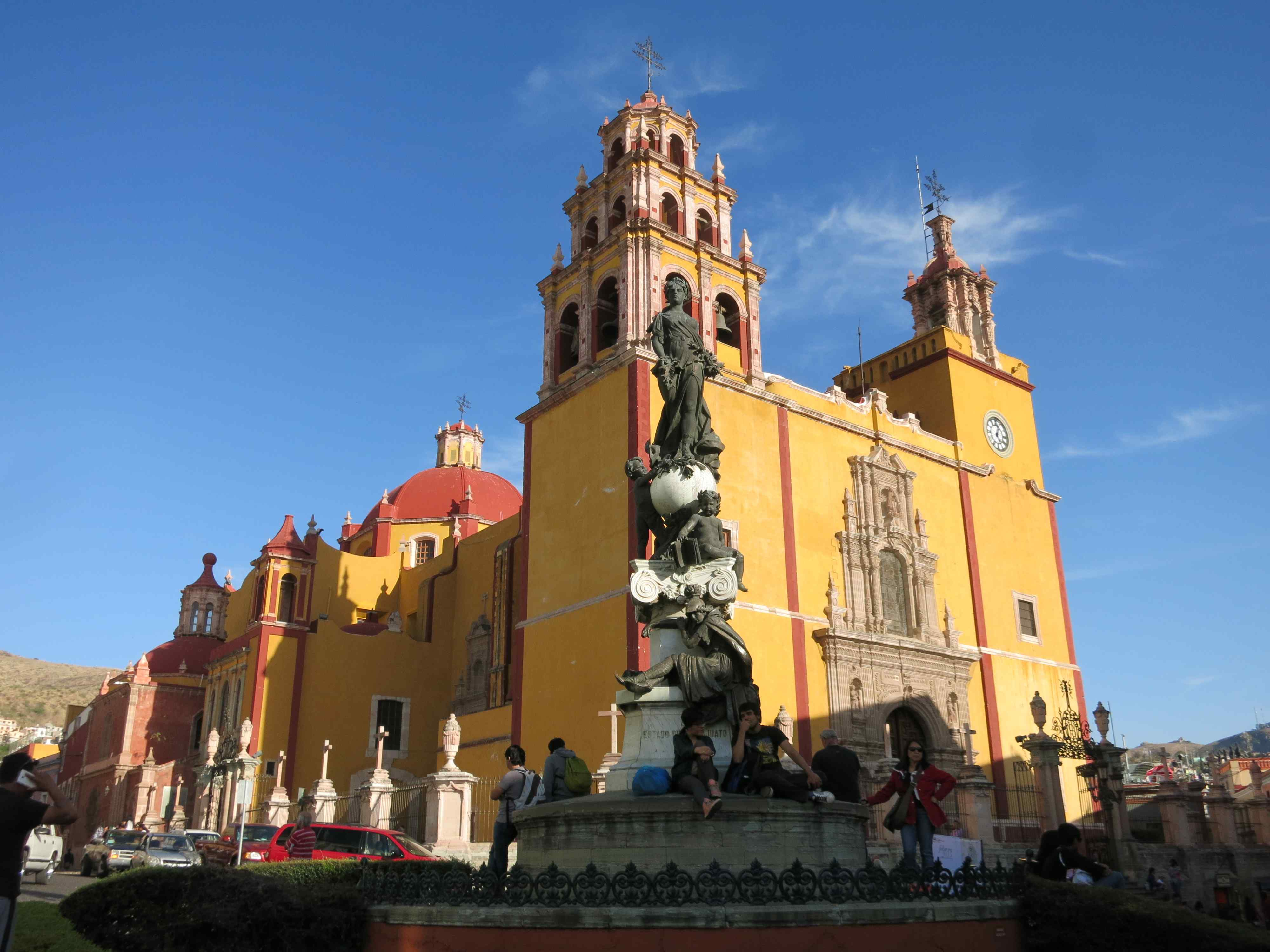 The Mexican Towns That Are UNESCO Heritage Sites |Guanajuato Historical Places