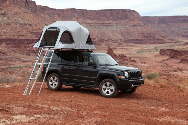 IMG_8622 & From the ExPo Vault: Hard Shell vs. Soft Shell Roof Top Tents ...