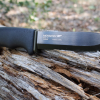 Field Tested: Morakniv Bushcraft Black