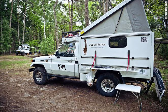 Disadvantages Of Roof Top Tents