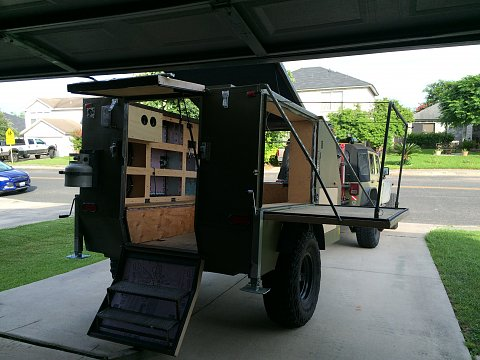 Featured Trailer Build: Rutdigger's DIY UEV440 – Expedition