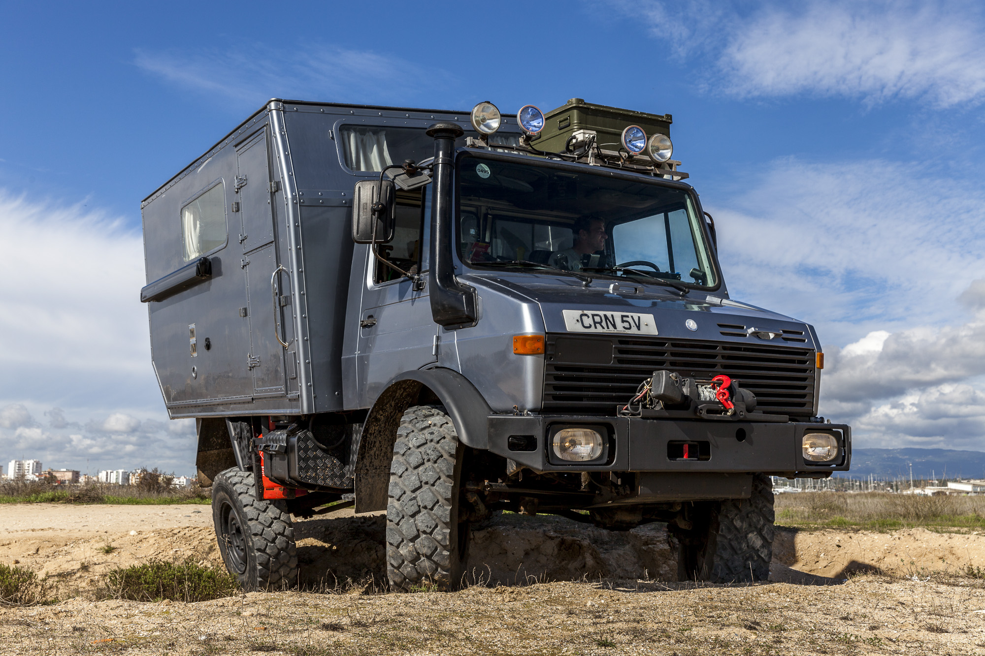 Featured Vehicle: Mowgli the Unimog - Expedition Portal