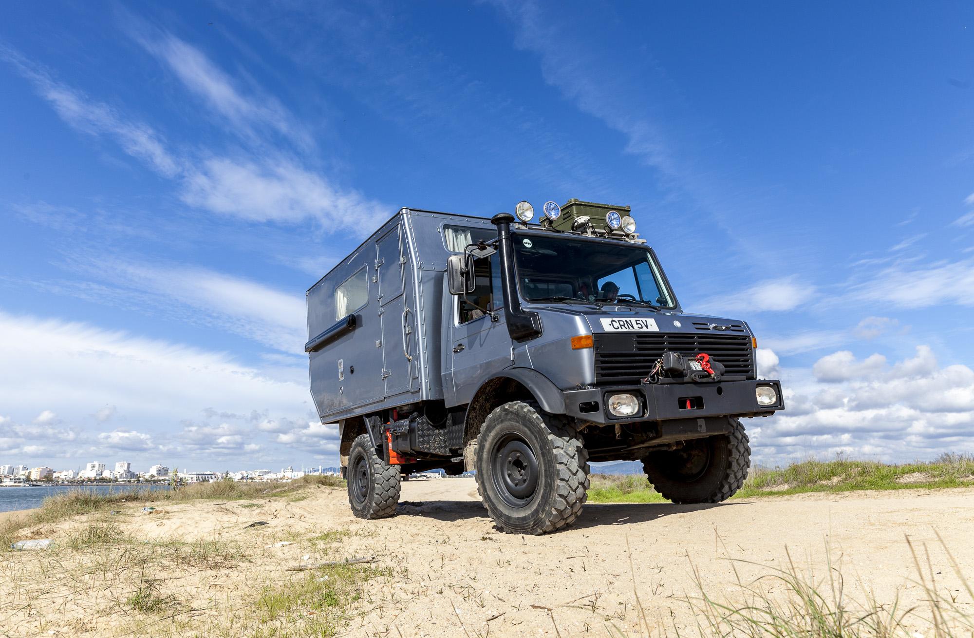Featured Vehicle- Mowgli the Unimog-2