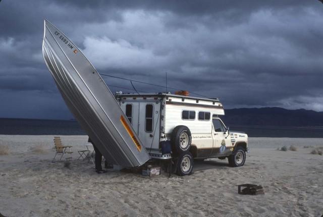 Travels in Baja