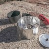 MSR Whisperlite Universal Backpacking Stove and Quick 2 Pot Set