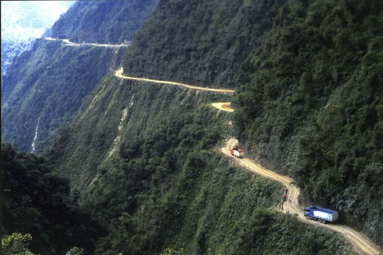 road of death - Boliva 2007