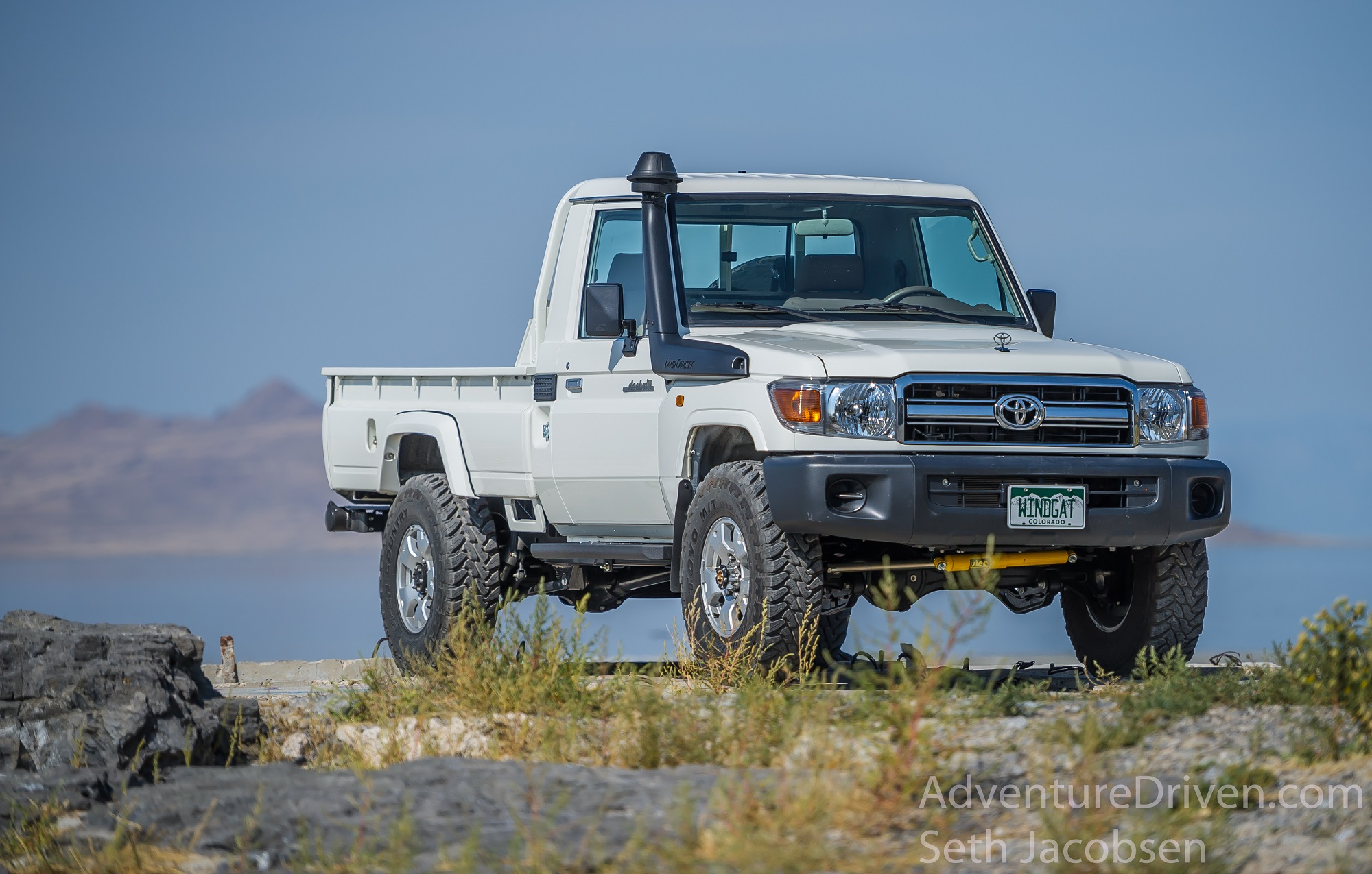 2015 Uzj89 Bakkie Built By Slee Off Road Expedition