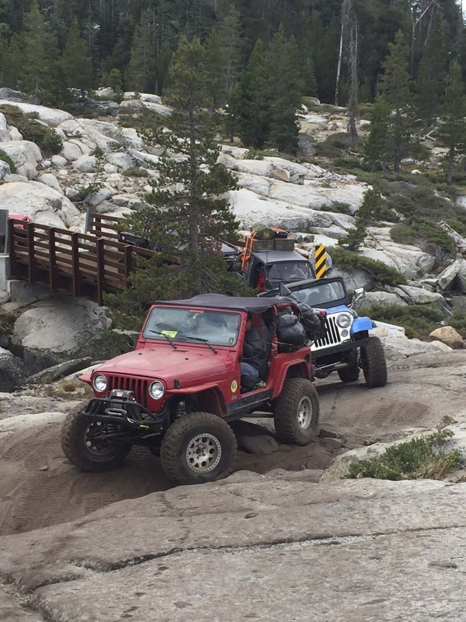 BFG Outstanding Trails - Barrett Lake 001