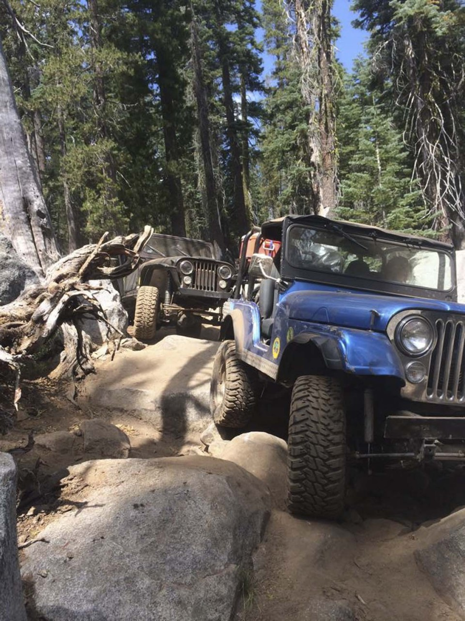 BFG Outstanding Trails - Barrett Lake 003