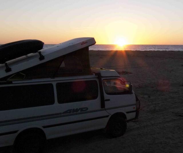 Playa La Pastora - 1