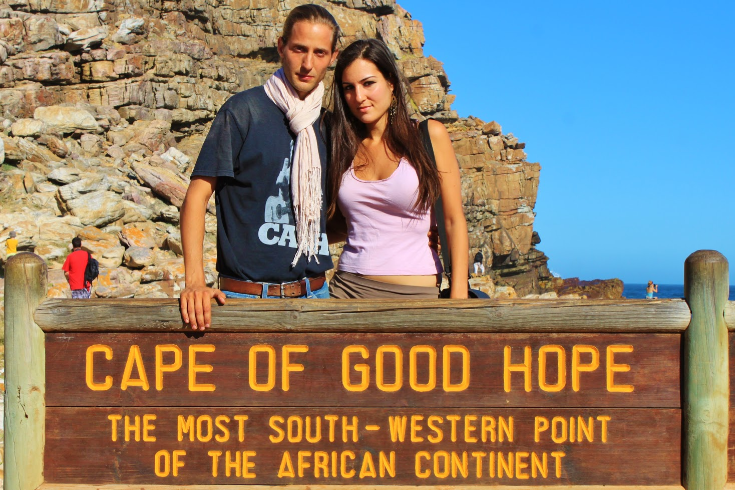 SOUTH AFRICA Cape of Good Hope 1